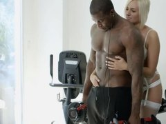 Black dude fucking and smashing Kate England